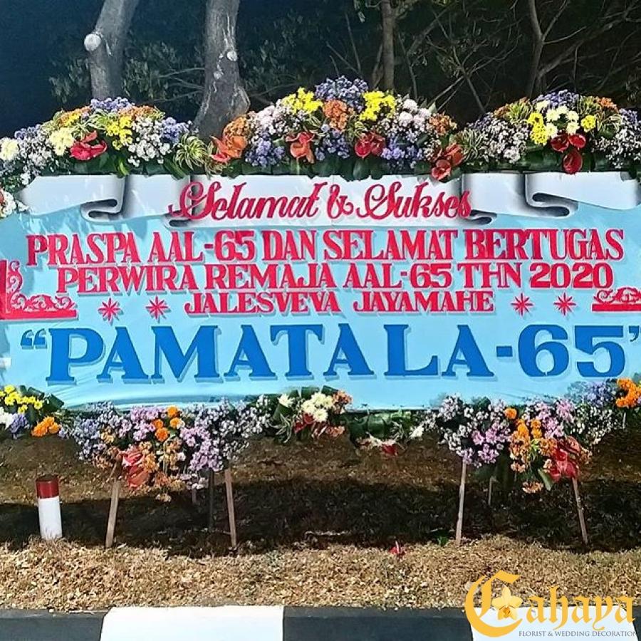 Papan Bunga Jumbo Rp.5.000.000