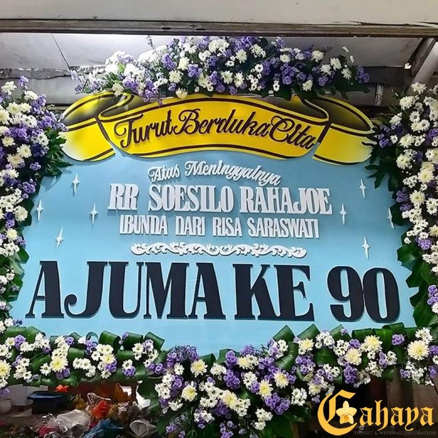 Papan Bunga Rp.1.500.000