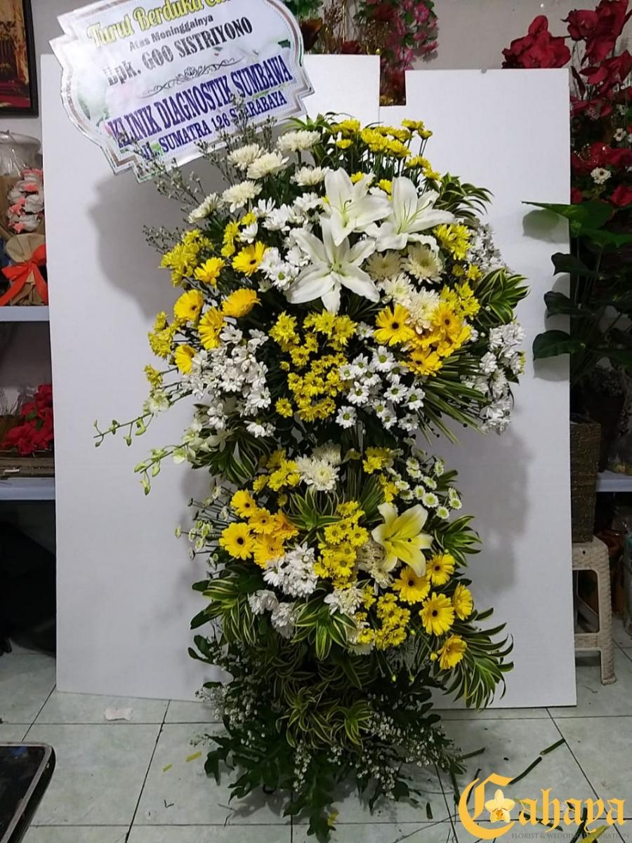 Bunga Standing Rp.1.000.000
