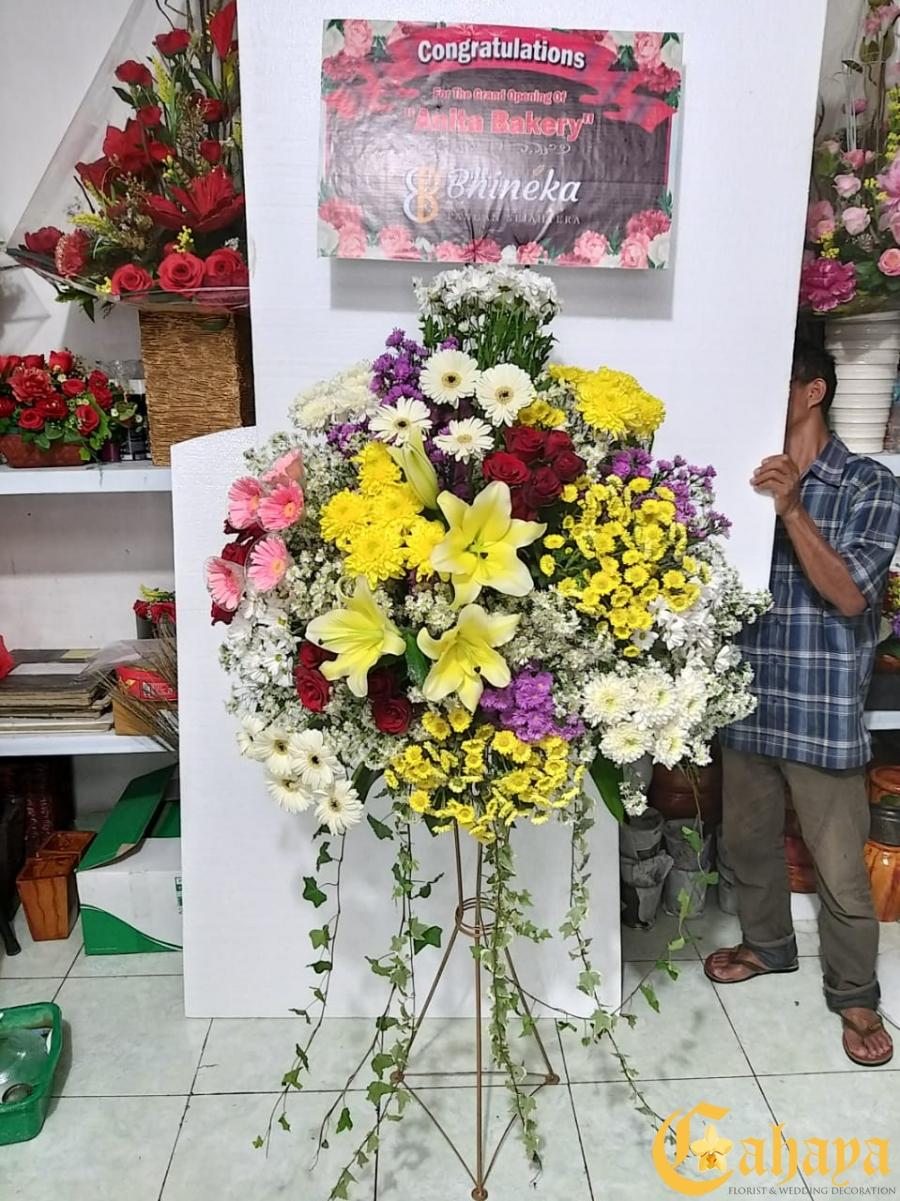 Bunga Standing Rp.650.000